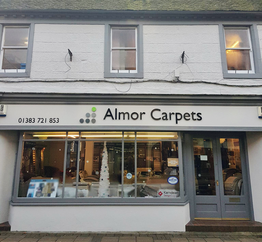 Commercial Decorating in Fife